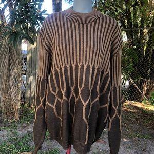 Bilancioni 100% Wool Sweater Size XXL